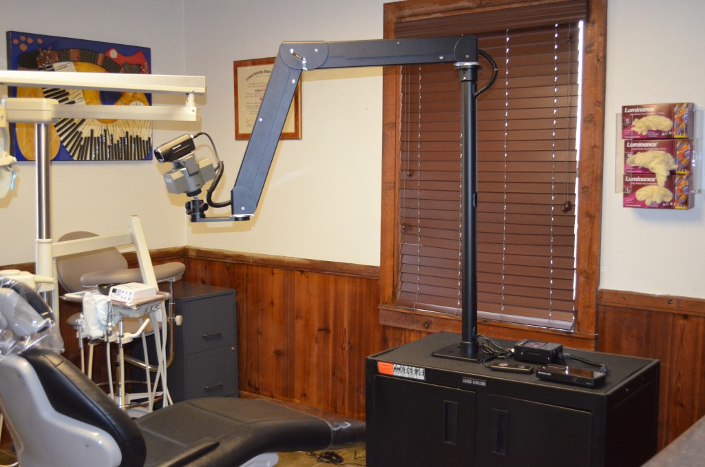 Mobile Dental Surgical Video Camera