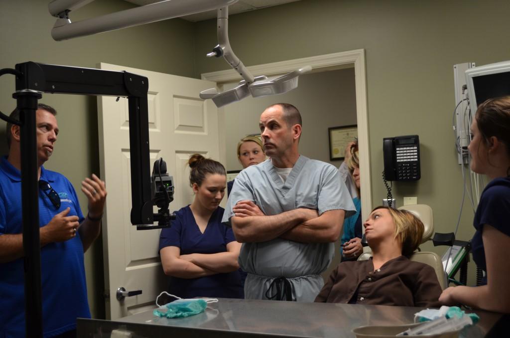 Mobile Surgical / Dental Video Camera System