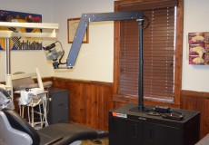 Mobile Dental / Surgical Video Camera System